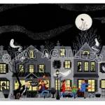 "Ghost Tour, from ""Let's Visit New Hope,"" The New Hope Historical Society"