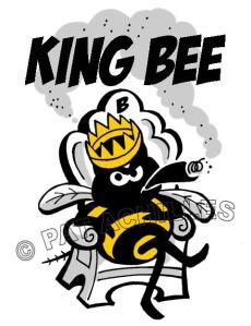 kingbeelogofinishfb