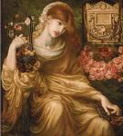 Rosetti 'The Roman Window'