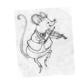 mouseviolin