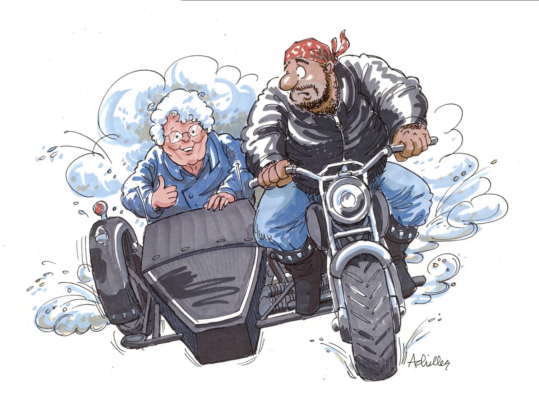 bikersidecargrandma